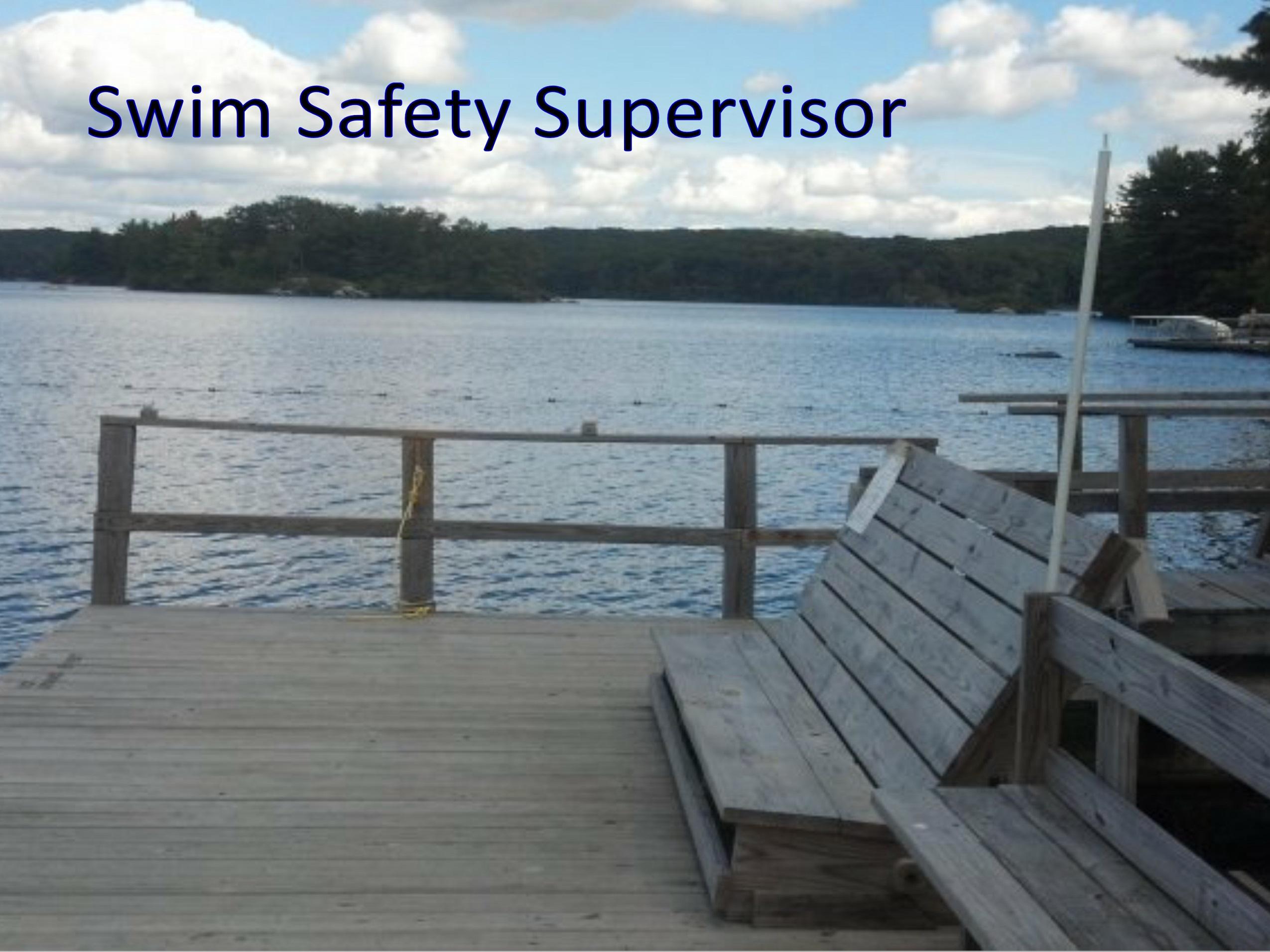Swim Safety Supervisor